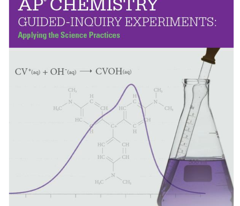 AP Chem Labs – don't worry about them!