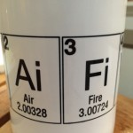 Air Fire Periodic Table