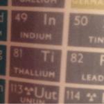 Mug Periodic Table