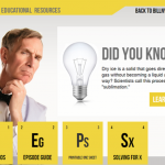 Bill Nye Periodic Table