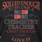 Chem Teacher T-shirt Periodic Table