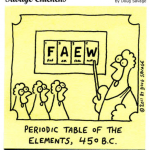 Savage Chickens Periodic Table