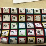 Pencil Case - Periodic Table