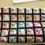 Pencil Case - Periodic Table