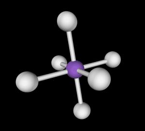 octahedral