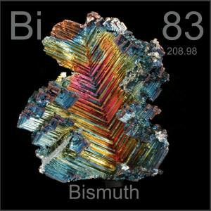 Theodore Gray's bismuth. My favorite element?