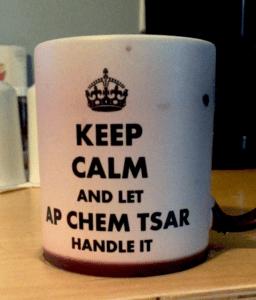Tsar Mug
